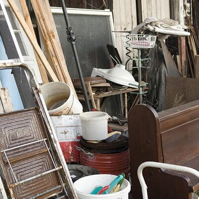 Dcahire Pty Ltd - Deceased Estate Home Rubbish Removal