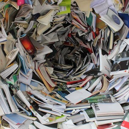 Dcahire Pty Ltd - Office and Home Rubbish Removal Books and Notes