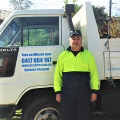 Dcahire Pty Ltd - Service Truck and Vehicle with Dave